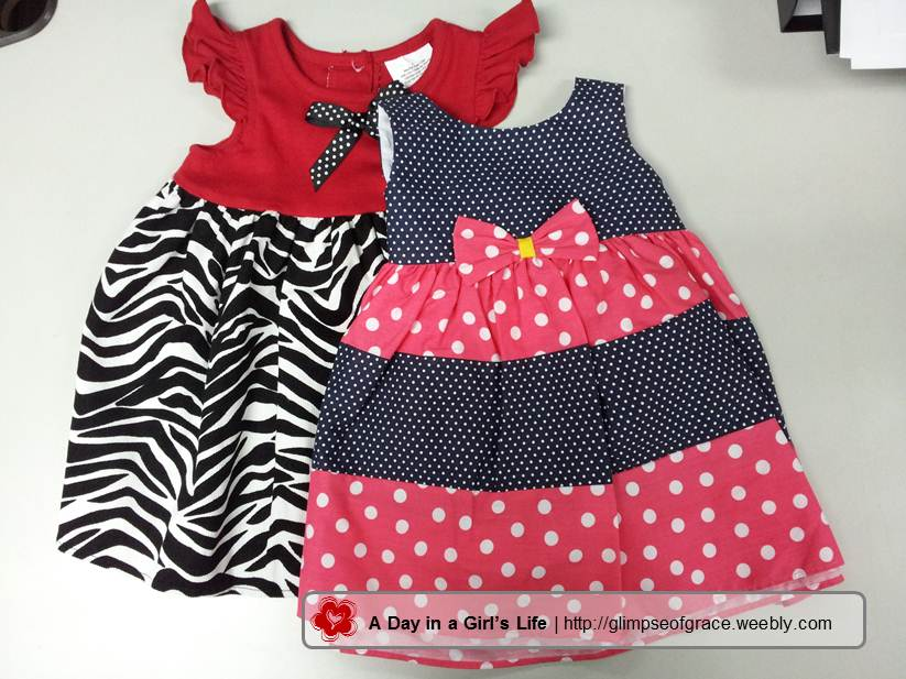 shopping diary dresses for my little girl   a day in a girl s life